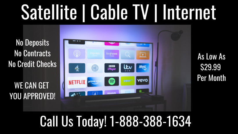 Satellite Cable Internet Media Services