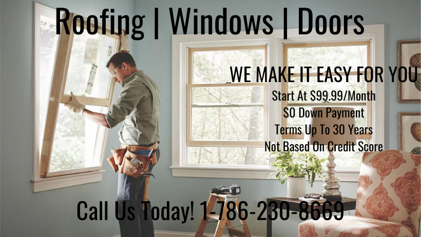 Windows Contractor Company In Miami FL